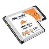 Aver Media - Tarjeta de TV Externa AverTV Hybrid Express Slim