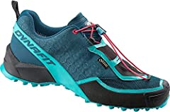 Upper Material: Tech Leather Waterproofing: Gore-Tex Closure: drawcord Footbed: Ortholite Midsole: Speed MTN