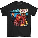 TI Men's Frank Zappa Freak out T Shirt,Camicie e T-Shirt(Medium)