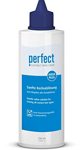 Perfect Aqua Plus - Sanfte Kochsalzlösung 1 x 250 ml