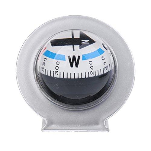 Fahrzeug Navigation Kugel-Kompass 360 Grad Drehbar Boot Auto Kfz Navigation