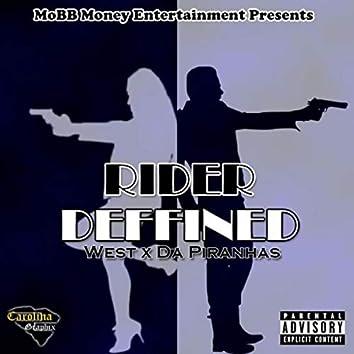 Rider Defined