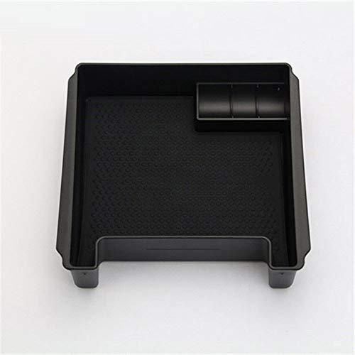 ABS en Plastique Centre Accoudoir Boîte De Rangement Téléphone Conteneur Titulaire Plateau Organisateur De Voiture Accessoires Noir pour S60 S60L V60 XC60