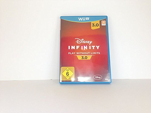 Disney Infinity 3.0 Wii U Software/ Spiele CD aus Starter Set