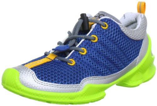 ECCO BIOM TRAIN KIDS 701342, Jungen Sneaker, Blau (Light Silver/Barmuda Blue 57836), EU 30