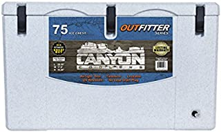 Canyon Coolers Outfitter 75qt - White Marble