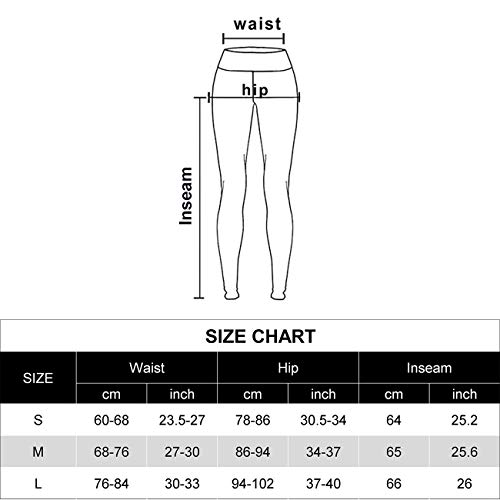 FITTOO Women's High Waist Seamless Compression Leggings Stretchy Tummy Control Butt Lift Active Fitness Yoga Pants Black