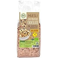 Muesli con Trozos de Chocolate de Avena Bio Sin Gluten 425 gr de Solnatural