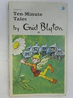 Junior Blyton Tales Set - Ten-Minute Tales, Billy-Bob Tales, Adventures of Mr Pink-Whistle, Don't be Silly, Mr. Twiddle, 8 O'Clock Tales, Tales of Betsy-May