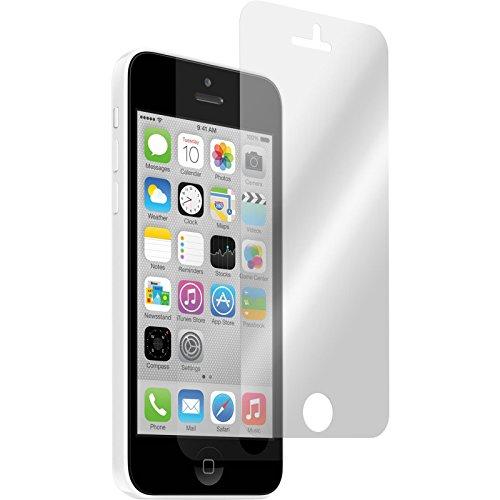 PhoneNatic 6 x Pellicola Protettiva Trasparente Compatibile con Apple iPhone 5c Pellicole Protettive