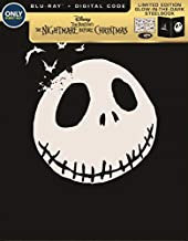 The Nightmare Before Christmas 25th Anniversary Edition BLU RAY DIG. STEELBOOK