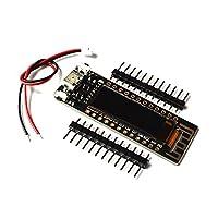nodemcu開発ボード用Arduino用TTGO ESP8266 0.91インチOLED