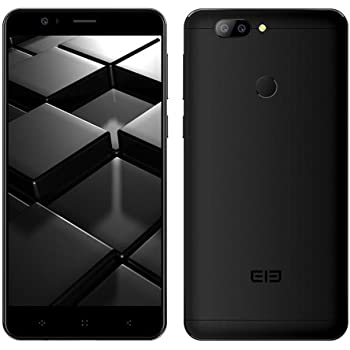 Telefono Movil Smartphone Elephone P8 Mini Negro / 5