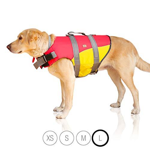 Giubbotto di salvataggio Bella & Balu per cani -...