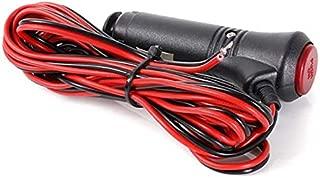12V/24V Cigarette Lighter Plug With Switch Power Cord Cigar Lighter Power Cord Kinggarten-SG