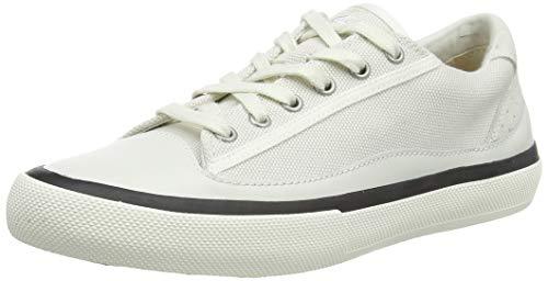 Clarks Aceley Lace, Zapatillas Mujer, Color Blanco, 38 EU