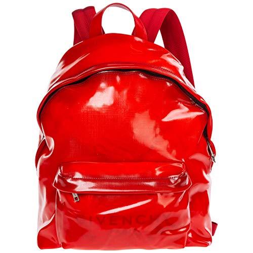 Givenchy herren Rucksack red