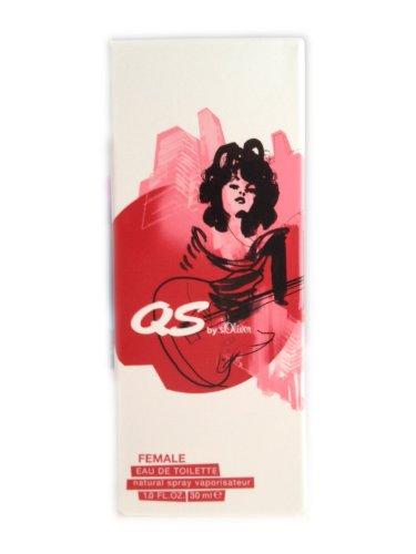 s.Oliver QS by s. Oliver femal e Eau de Toilette 30 ml