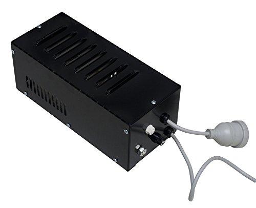 Desconocido Grow Balastro magnético 600W VSG con Carcasa Plug and P