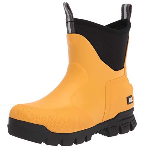 Caterpillar Unisex Stormers Boot CAT Yellow 6, 6 US Men