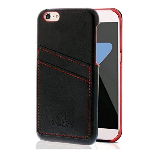 Mylow Design Cover per iPhone 7 Plus/8 Plus, colore: Nero