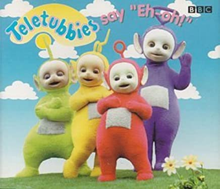 Amazon com: Teletubbies Say - Prime Eligible