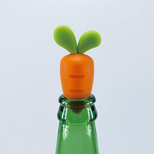 Winkee Karotte Flaschenverschluss