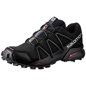 41T80zuO3sL. SS300  - SALOMON Speedcross 4 W, Zapatillas de Trail Running para Mujer