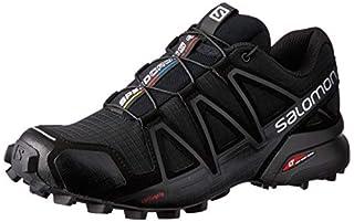 Salomon Women's Trail Running Shoes, SPEEDCROSS 4 W, Colour: Black/Black/Black Metallic, Size: EU 40 (B017SQZUA8) | Amazon price tracker / tracking, Amazon price history charts, Amazon price watches, Amazon price drop alerts