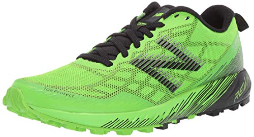 New Balance Summit Unknown, Zapatillas de Running para Asfalto Hombre, Verde (Bright Green Bright Green), 40.5 EU
