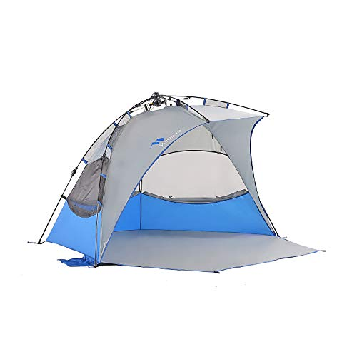 Mobihome Beach Tent Sun Shelter Pop Up