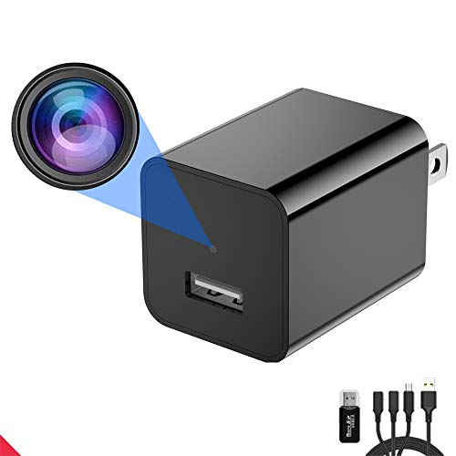 Spy Camera Charger,Masalmbo - Hidden Camera - HD 1080P - Best Spy Camera - USB Charger Camera - Hidden Spy Camera - Hidden Nanny Cam - Mini Spy Camera - Hidden Cam - Surveillance Camera Full HD