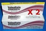 Anti-fungal Cream, Tolnaftate 1% (Compare to Tinactin), .5 Oz. (2 Package Value Bundle)