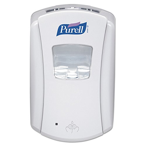 Purell Gojo 132004 LTX-7 Touch-Free Dispenser for 700mL Refills, White