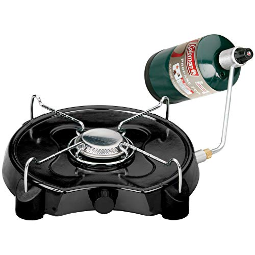 Coleman PowerPack Propane Stove, Single Burner, Coleman Green - 2000020931, 4' H x 13.38' W x 12.5' L