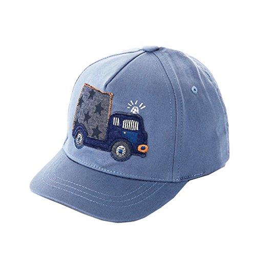 MZLIU Kids Infan Cotton Baseball Hats Sun Visors Cap 1-2T