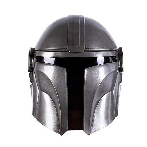 Karc Máscara de látex completo casco SW Cosplay accesorios de disfraz para hombres adultos Halloween disfraces Merchandise