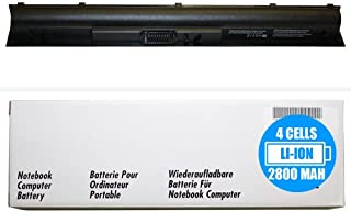 New K104 Notebook Battery for HP Pavilion 14-ab 14T-ab 15-ab 15-an 17-g Series TPN-Q158 HSTNN-LB6S Spare 800049-001 800050-001 800010-421 800009-421 KI04 Notebook Laptop Battery
