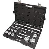 Beta Tools 928 E/C17 Hexágono de fácil Calidad, Negro, 3/4 Pulgadas