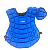 Weston Baseball T-Ball Catcher Chest Protector Ages 8-11 Royal
