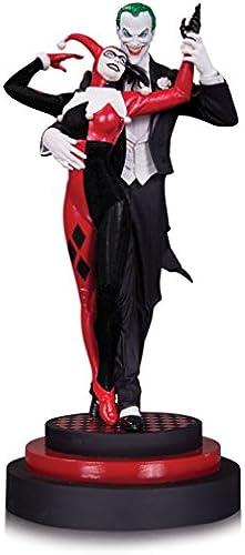 DC Comics Joker and Harley Quinn Statue