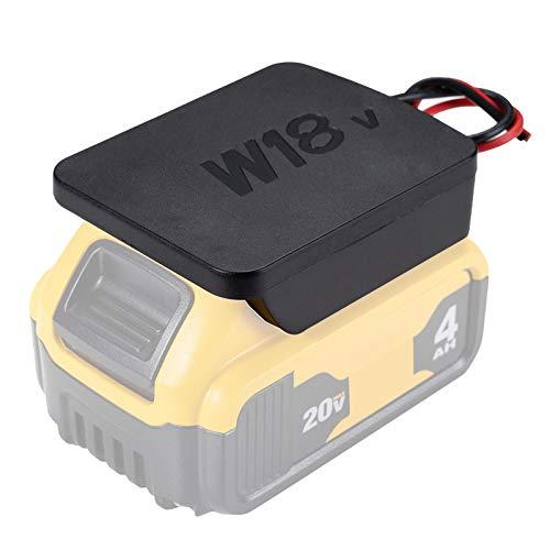 Power Wheels Adaptor for 20V dewalt Battery 18V dewalt...