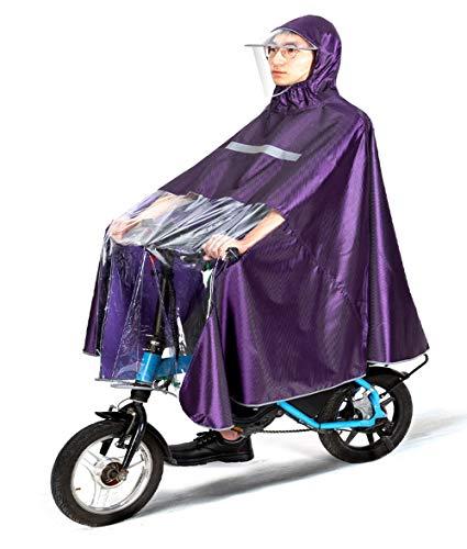 poncho impermeable Chubasquero especial para el automóvil del conductor para ayudar al autoabastecimiento del auto impermeable para sillas de ruedas para hombres y mujeres impermeable para bicicleta