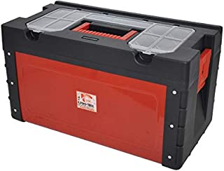Pro-tech Combo Tool Chest, 22 Inch - Red And Black [rst-02cm]