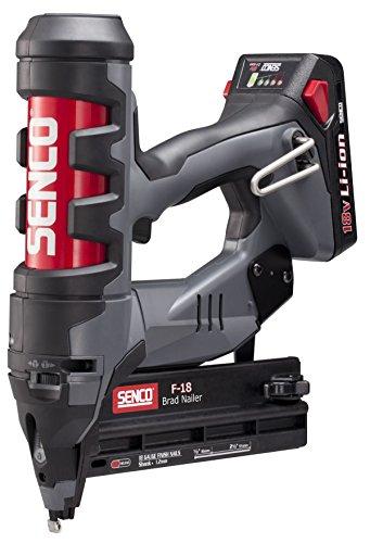 Senco Fusion FN55AX 18 Gauge Cordless Brad Nailer, 5/8' to 2-1/8' #6E0001N