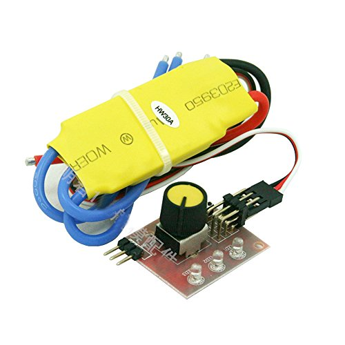 360W 30A DC 12V 3-Phase Brushless Motor Speed Control PWM Controller Driver