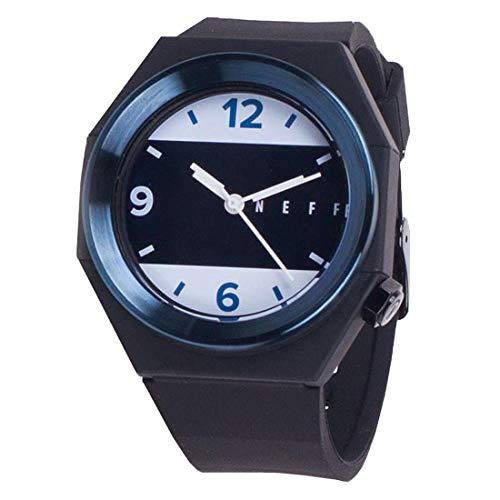 Neff Men's Stripe Watch Black/Royal/White