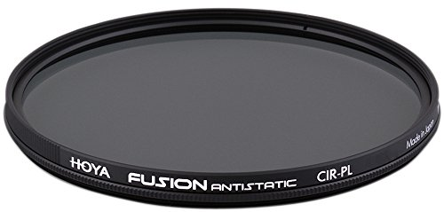 Hoya Fusion Antistatic Zirkular Polfilter (72 mm)