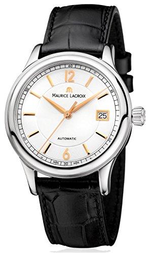 Maurice Lacroix LC6027-SS001-122 Les Classiques Datum Herrenuhr Armbanduhr