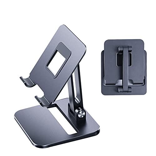 Soporte Tablet Mesa,Base Plegable&Portátil,Se Utiliza Para Selfies, Fotografías, Videos De Cocina Soporte...
